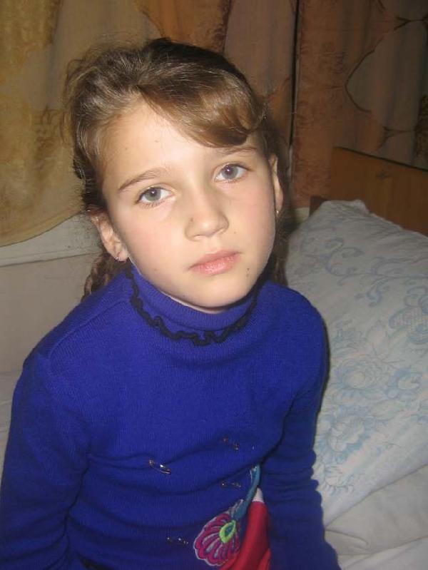 Анечка Мархевко - лейкоз